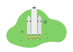 1ste trin i tre-trins raketten er den frivilligt indbetalte skat